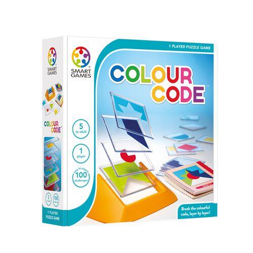 Smart Games顏色解碼