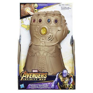 Marvel Avengers漫威復仇者聯盟 無限手套電子拳套
