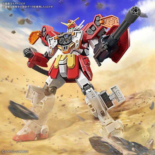 Bandai萬代 塑膠模型 HGAC 1/144 重砲手高達