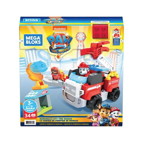 Mega Bloks美高積木 汪汪隊立大功 Marshall's城市消防救援