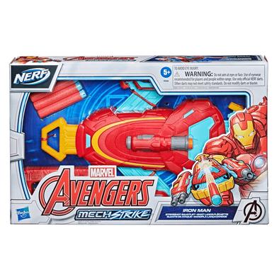 Marvel Avengers漫威復仇者聯盟 機甲突擊系列 鐵甲奇俠飛彈發射器
