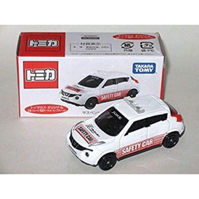 Tomica多美玩具反斗城限量版 日產 Juke Tsukuba Circuit Safety Car
