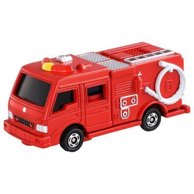Tomica多美 車仔4D發聲震動消防車