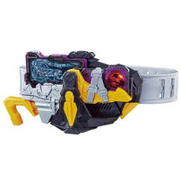 Kamen Rider 幪面超人Zero-One Dx 滅亡迅雷原力變身腰帶