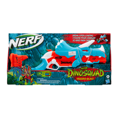 NERF熱火 恐龍小隊三角龍發射器