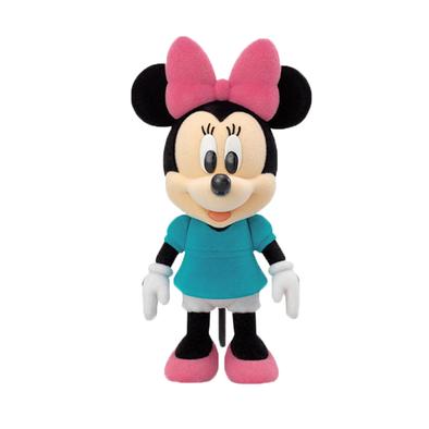 Disney迪士尼 DIY奇妙小鎮 - 米妮絨毛可動公仔