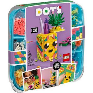 LEGO樂高豆豆系列菠羅筆座連西瓜飾盒 41906