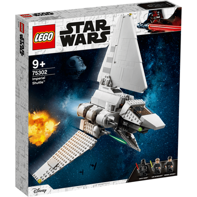 LEGO Star Wars Imperial Shuttle - 75302