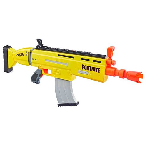 NERF熱火要塞英雄系列ar-L突擊射擊器