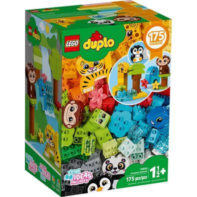 LEGO樂高得寶系列創意動物套裝 10934