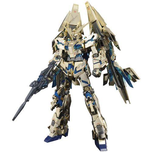 Bandai萬代 塑膠模型 MG 1/100 獨角獸高達 3號機 鳳凰