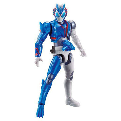 Kamen Rider 幪面超人Zero-One Rkf 可動幪面超人系列 霍靳 射擊野狼形態