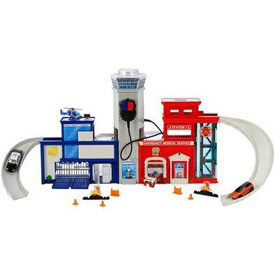 Matchbox火柴盒小汽車救援總部