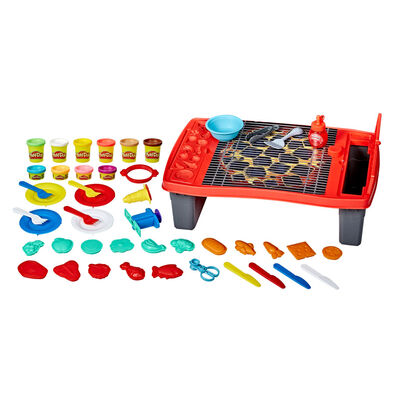 Play-Doh Kitchen Creations Big Grillin' Playset