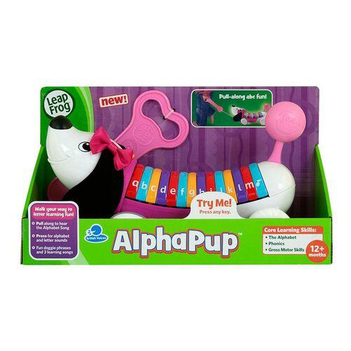 Leapfrog Leapfrog Alphapup Pink
