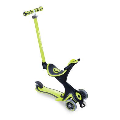 Globber高樂寶 Evo Comfort Play 多功能三輪滑板車 (綠色)