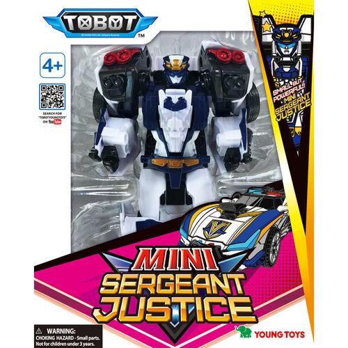 Tobot機器戰士 迷你正義特警
