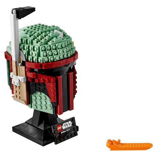 LEGO樂高星球大戰系列 LEGO Star Wars Boba Fett Helmet 75277