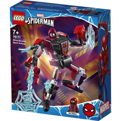 LEGO樂高漫威超級英雄系列 Miles Morales Mech Armor - 76171