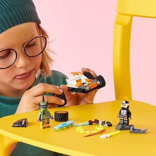 LEGO樂高幻影忍者系列 阿剛調速車 71706