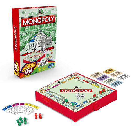 Monopoly大富翁輕便版遊戲
