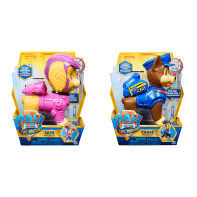 Paw Patrol The Movie Interactive Mission Pups - Assorted