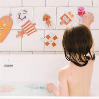 Sago Mini: 浴室砌圖 小船