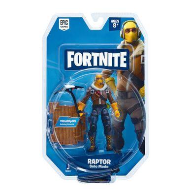 Fortnite要塞英雄-核心人物 4吋造型人物 Raptor