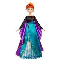 Disney Frozen迪士尼魔雪奇緣 安娜玩偶