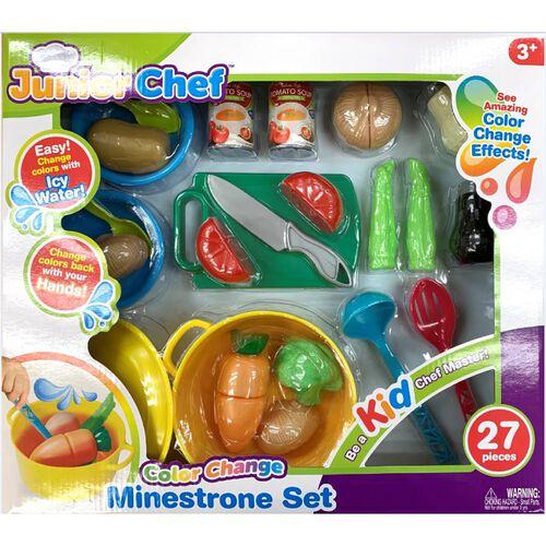 Junior Chef 27件裝 意大利蔬菜湯套裝