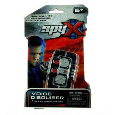 Spy X 變聲器