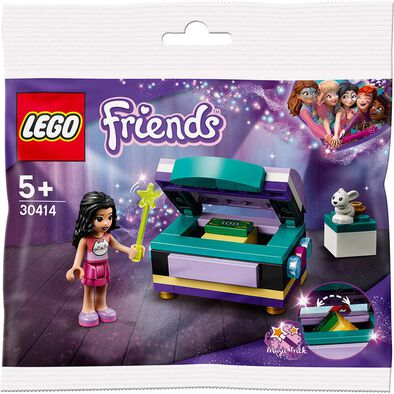LEGO樂高好朋友系列 Emma 的魔法盒 30414
