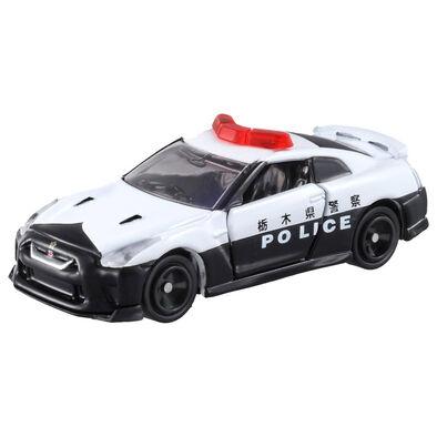 Tomica多美 車仔 Bx105 日產 Gt-R Police Car