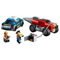 LEGO City 警察鑽工追逐戰 60273