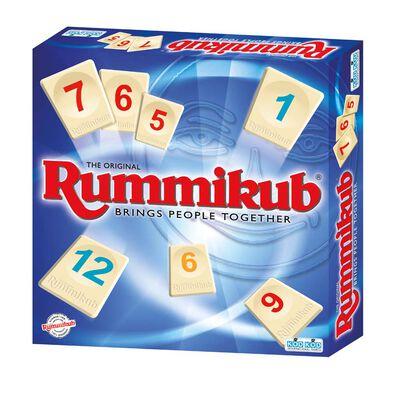 Rummikub魔力橋 數字牌遊戲Infinity版