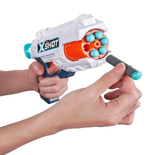 Zuru X特攻 Reflex 6槍連16發子彈
