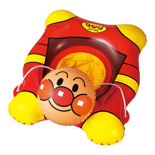 Anpanman麵包超人嬰兒浮床-大anpanman麵包超人造型
