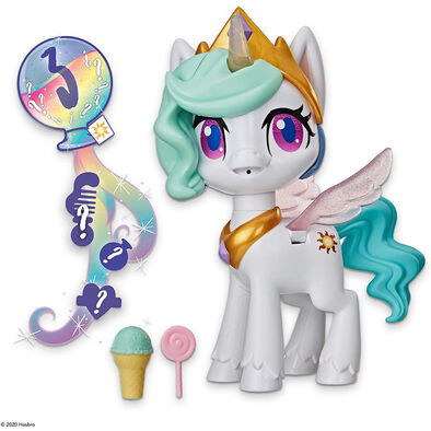 My Little Pony小馬寶莉 親吻互動電子宇宙公主
