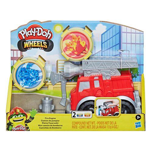 Play-Doh培樂多 消防車套裝