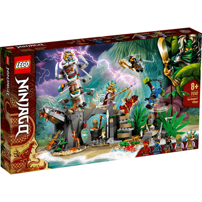LEGO Ninjago The Keepers' Village - 71747