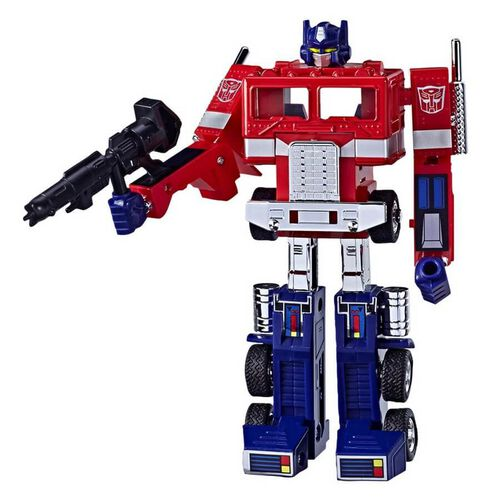 Transformers變形金剛g1英雄汽車指揮官