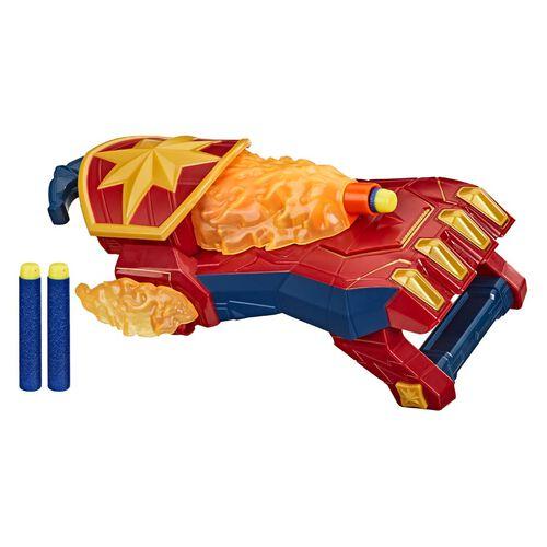 NERF熱火 Marvel隊長飛鏢手槍