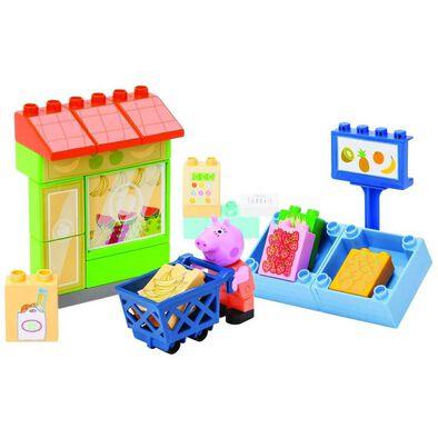Playbig Bloxx Peppa Pig粉紅豬小妹 Shop 隨機發貨