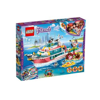 LEGO Friends 海星遊艇 41381