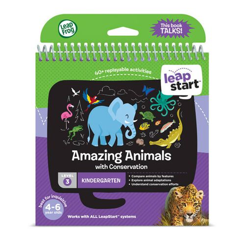 Level 3 - Amazing Animals