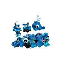 LEGO樂高經典系列 藍色創意顆粒 11006