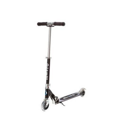Micro Mobility Micro Spirit 兩輪滑板車 黑色