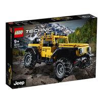 LEGO樂高機械組系列 Jeep Wrangler - 42122