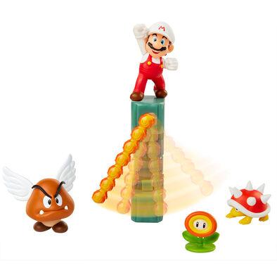 Nintendo 任天堂 馬利奧2.5吋公仔地底世界套裝