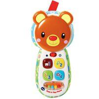 Vtech偉易達 可愛熊寶寶電話